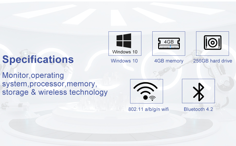all in one desktop computer i5
