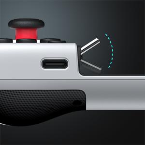 type-c plug mobile game controller