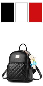 SPAHER Mochilas Mujer Bolsos Mini mochila Bolsos bandolera