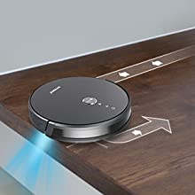 smart intelligent sensor anti-drop anti-collision safe cleaning children-friendly protect your home