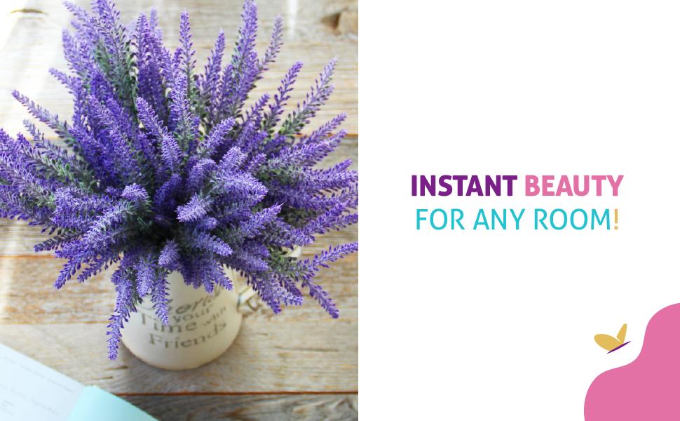 flowers, decoration, lavender