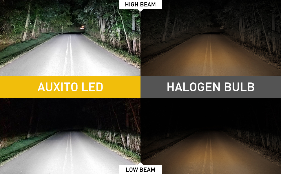 H11 led headlight bulbs