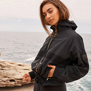 sustainable, athleisure, athletic wear, athleticwear, activewear, active wear, outerwear, jacket