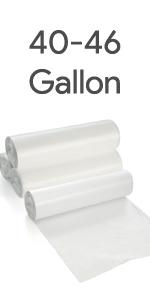 40-46 Gallon Trash Bags