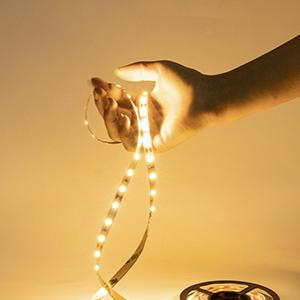 luces de tiras