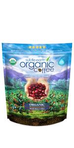 5 LB Subtle Earth Organic medium Darkt Roast