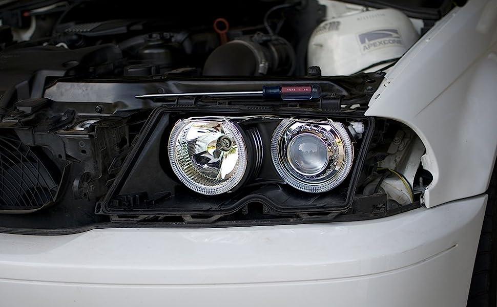 Retrofit headlights