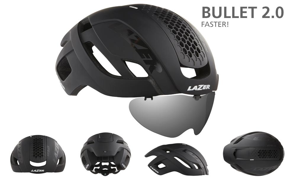 Fastest bicycle helmet