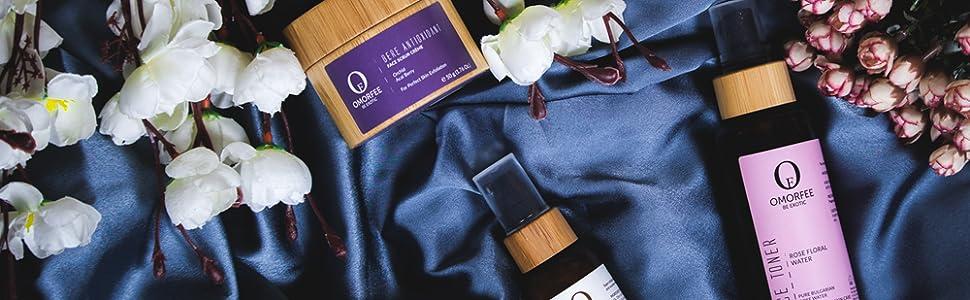 Organic lip balm, organic skin care