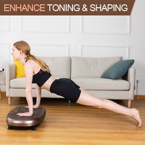Vibration Plate Exercise