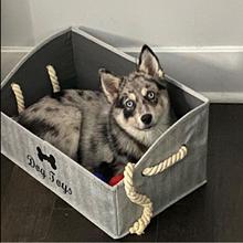 large dog toy box