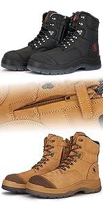 rockrooster AK232Z AK245Z work boots
