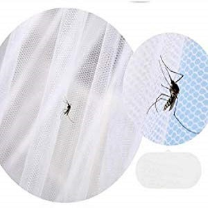 Mosquito Netting & Insect Repellent: