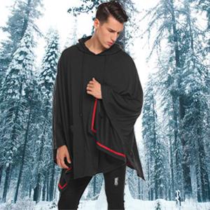 Men's Slim Fit Hoodie Lightweight Hooded Sweatshirt