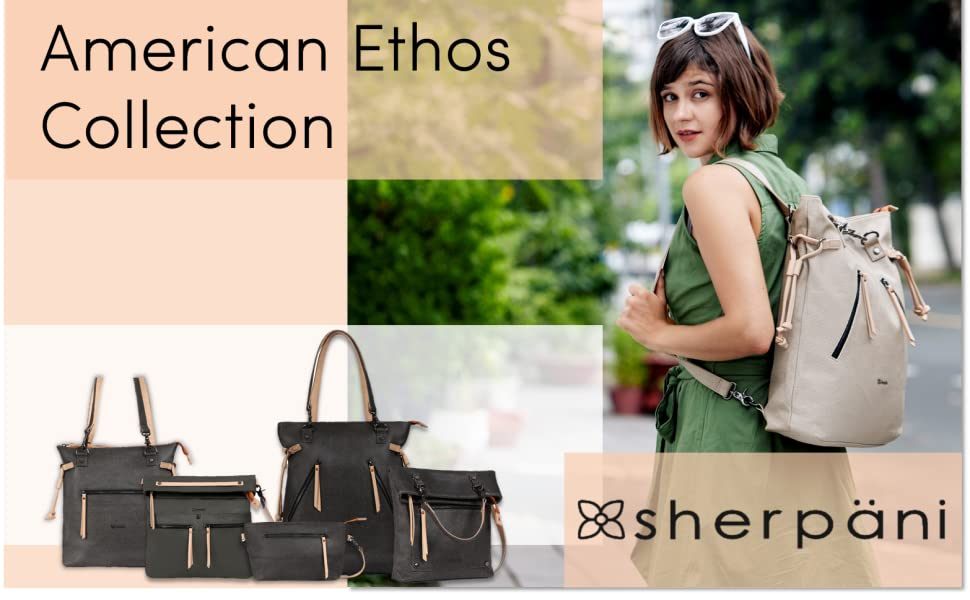 American Ethos Collection, Hand-painted, Hand-Glazed natural canvas, true work of art
