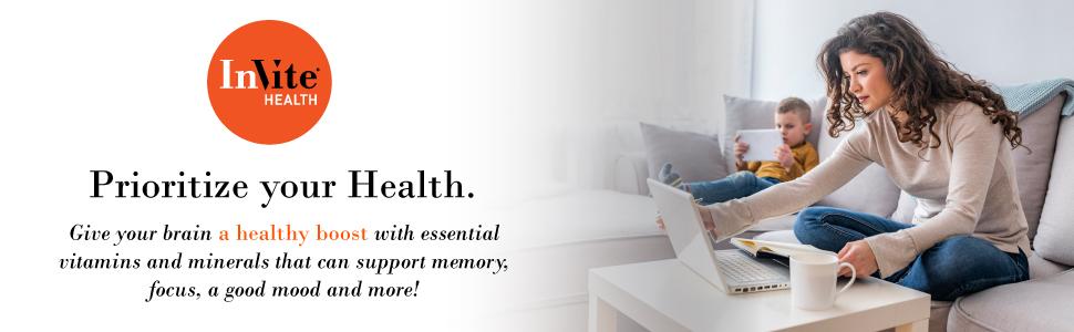 InVite Health Prioritize you health
