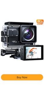 APEMAN 4k action camera Wi-Fi waterproof camera underwater camera EIS Gyro sport camera