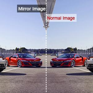 flip image
