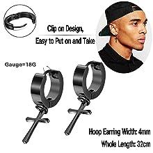 men earrings stud men hoop earring men hoop earrings black mens barbell stud earrings