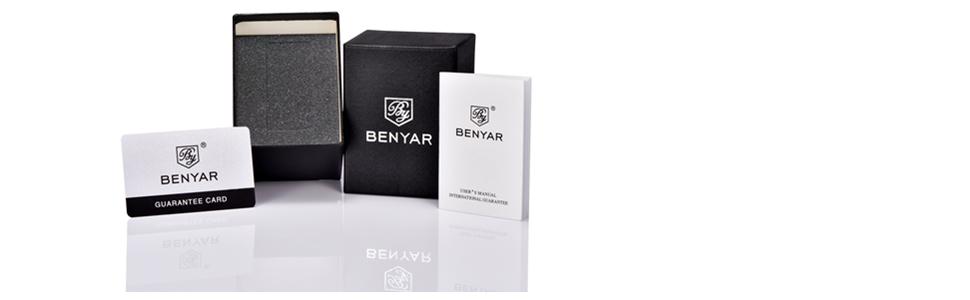 Benyar Watch BOx