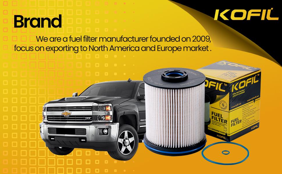 TP1015 KOFIL brand introduction