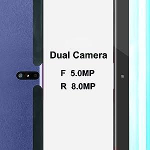 5.0MP+8.0MP dual camera tablet PC