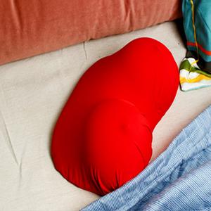 胸部乳房枕头垫