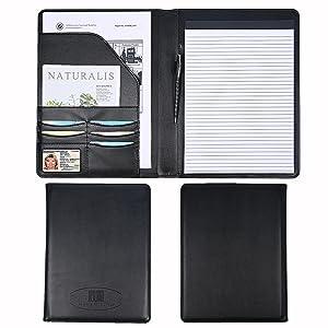 Leather Portfolio Folder,Leather Resume Portfolio Folder,Leather Padfolio