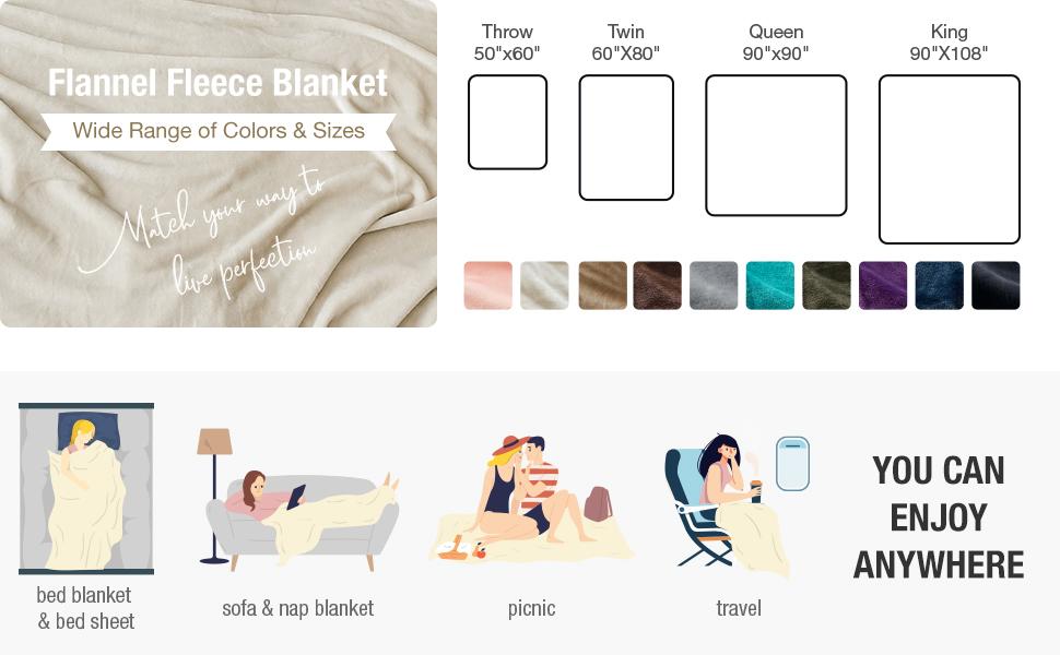 king size blanket queen size blanket twin blanket throw blanket kid blanket