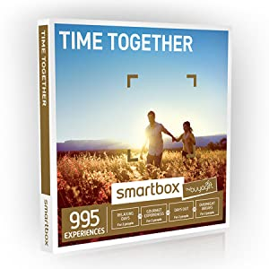 Buyagift Time Together Gift Experiences Box 995 For Couples To Create Special Moments Together Amazon Co Uk Sports Outdoors