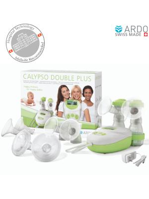 B00U2JDEQ6 + Calypso Double Plus Breast Pump