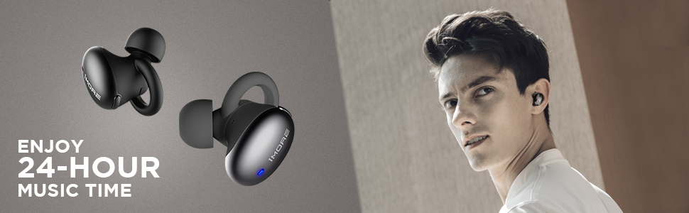 1MORE Wireless Smart Auxiliary Earphone