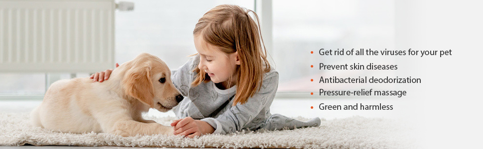 Cat amp; Dog Pet Massage Comb