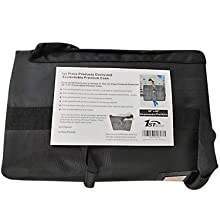 Rack customs secure lock tear resistant black attractive velcro check in military government seabag