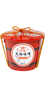 天狗味噌 赤樽 3.5kg