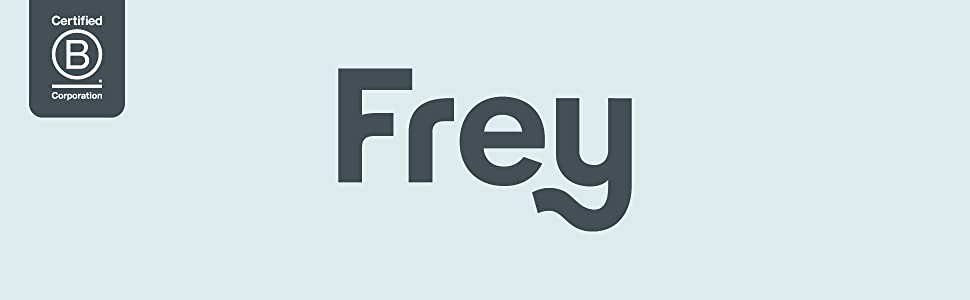 frey, laundry, personal care, detergent, fabric softener, deodorant, natural, plant-based, b-corp