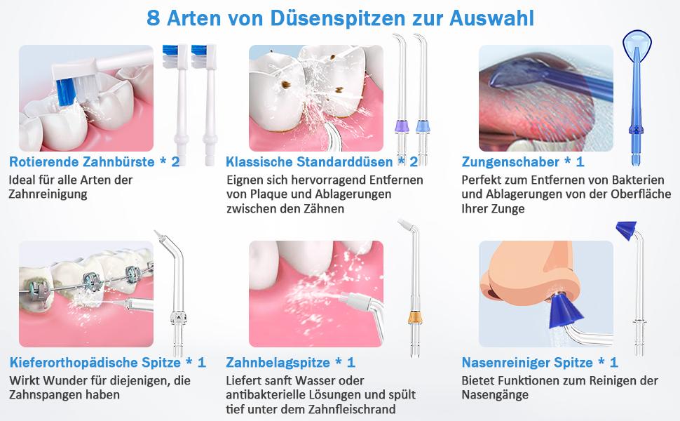flosser für zähne