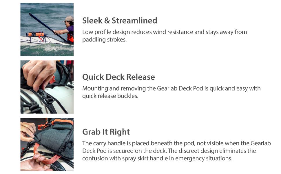 Gearlab Deck Pod
