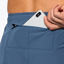 mens athletic pants with zipper pockets