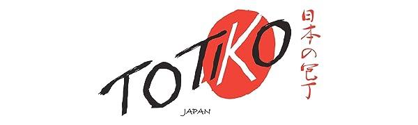 Totiko Japan Knives