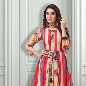 Aline kurti for women
