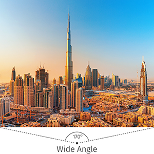 Wide Angle image
