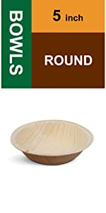 "5"" Bowls"