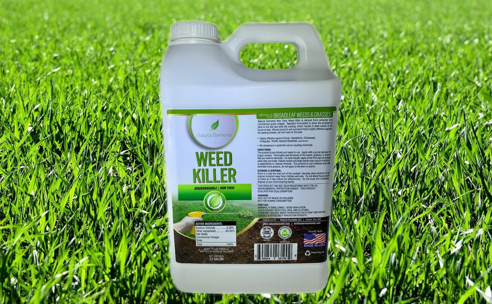 Weed Killer 2.5