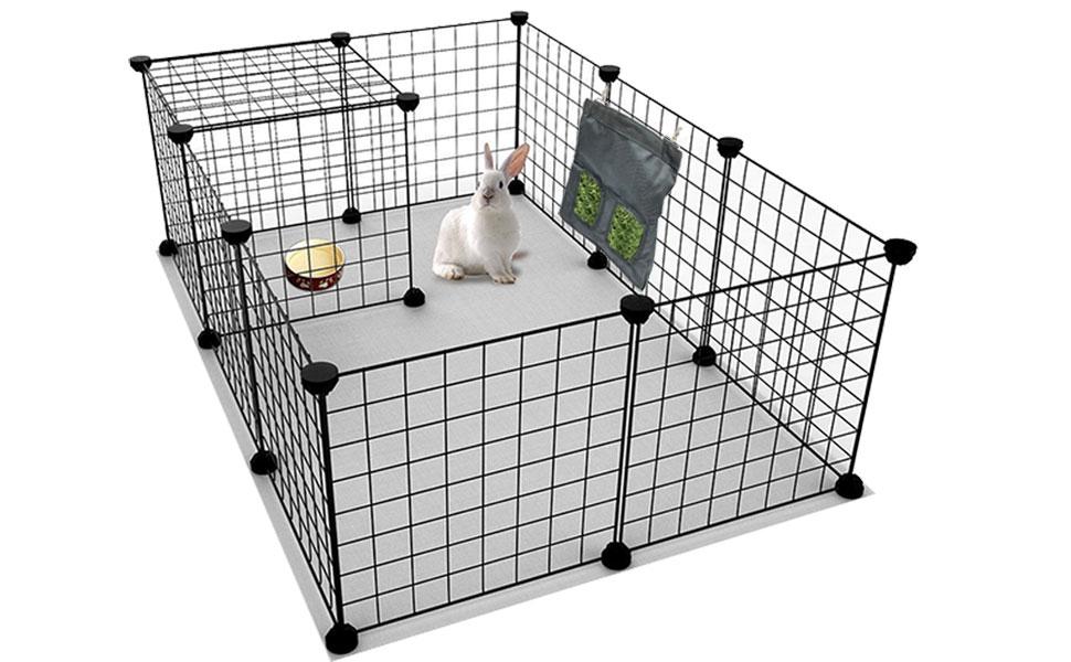 hay cage