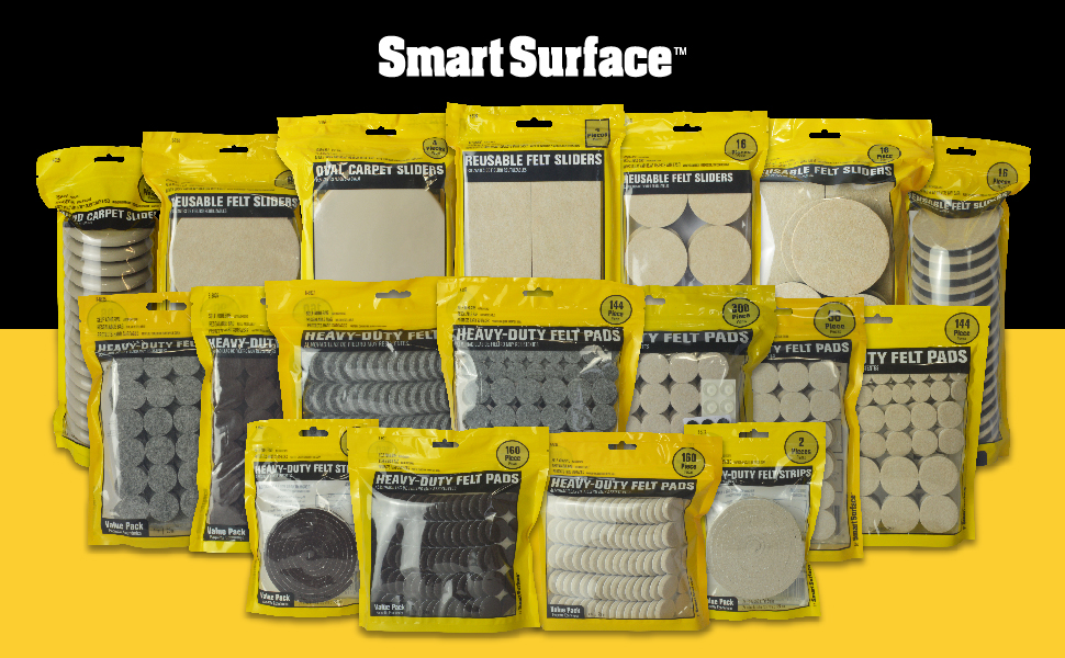 Smart surface products