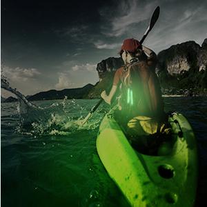 Outdoor Kayaking glow stick