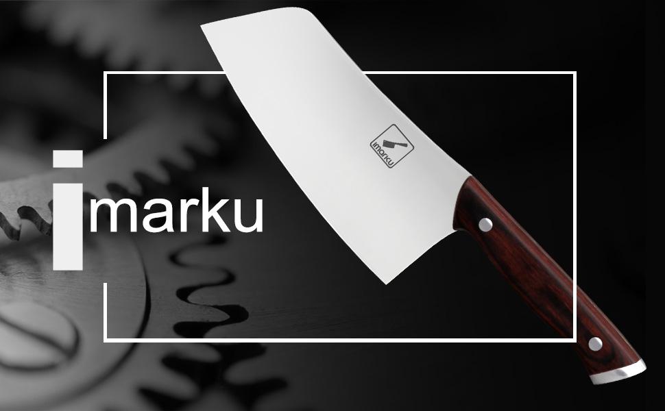 imarku cleaver knife