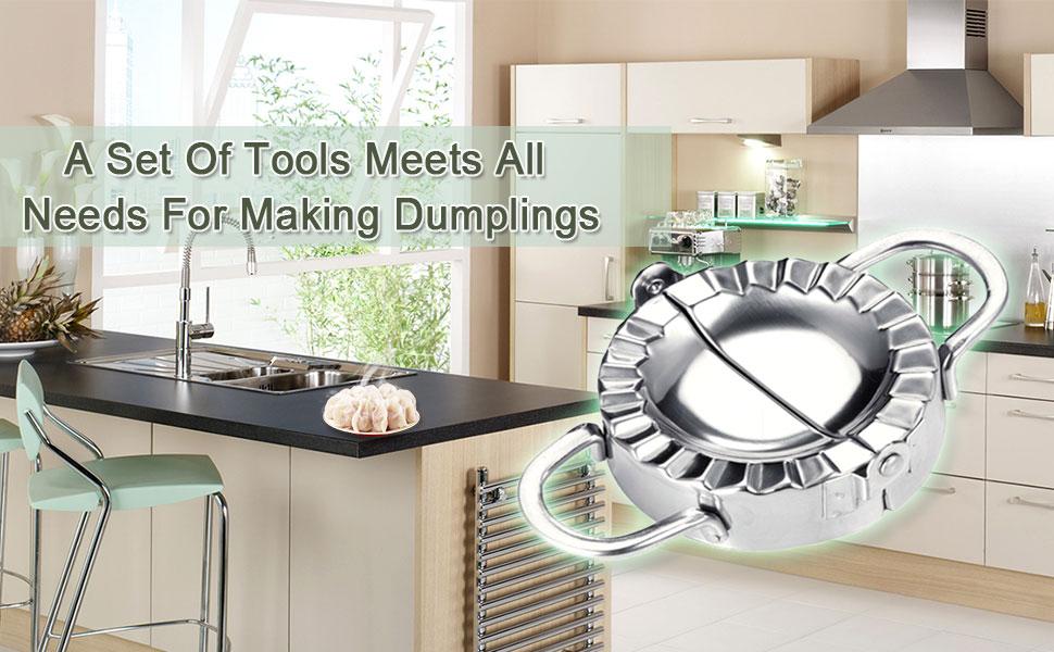 Dumplings Maker