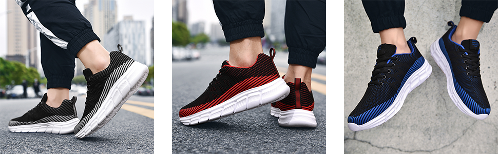 Sneakers antiscivolo